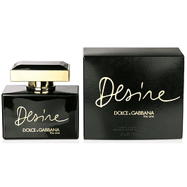 THE ONE DESIRE EDP 75 ML - DOLCE & GABBANA