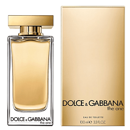 THE ONE EDT 100 ML MUJER - DOLCE & GABBANA