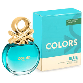 COLORS BLUE EDT 80 ML-BENETTON