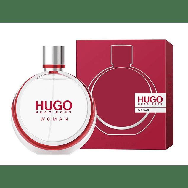 HUGO WOMEN EDP 50 ML (CANTIMPLORA)-HUGO BOSS