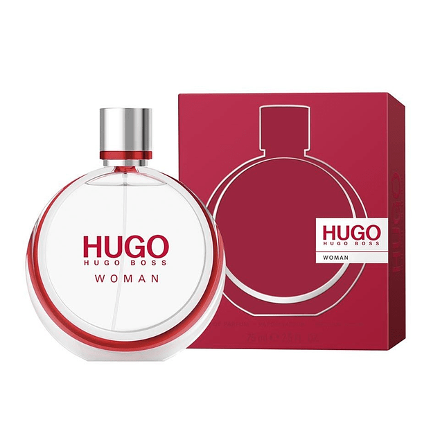 HUGO WOMAN EDP 50 ML - HUGO BOSS