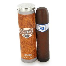 CUBA BLUE HOMME EDT 100 ML - CUBA