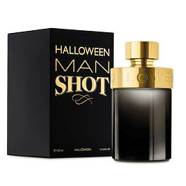 HALLOWEEN SHOT MAN EDT 125 ML-JESUS DE POZO