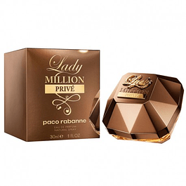 LADY MILLION PRIVE EDP 30 ML - PACO RABANNE