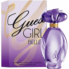GUESS GIRL BELLE EDT 100 ML - GUESS