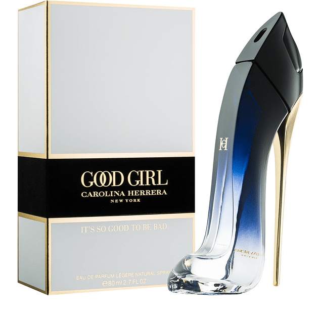 GOOD GIRL LEGERE EDP 80 ML - CAROLINA HERRERA