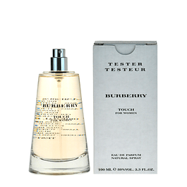 TOUCH WOMEN 100 ML - TESTER(PROBADOR) SIN TAPA - BURBERRY