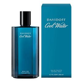 COOL WATER MEN EDT 200 ML - DAVIDOFF