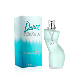 DANCE DIAMONDS EDT 80 ML - SHAKIRA