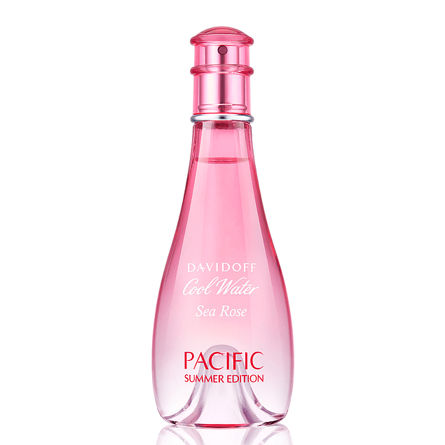 COOL WATER SEA ROSE PACIFIC SUMMER EDT 100 ML TESTER (PROBADOR) - DAVIDOFF