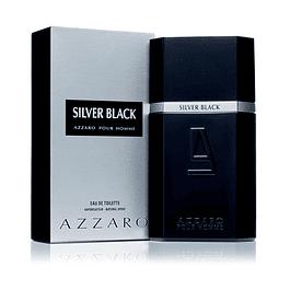 SILVER BLACK EDT 100 ML - AZZARO