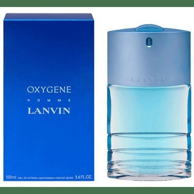 OXYGENE HOMME EDT 100 ML - LANVIN