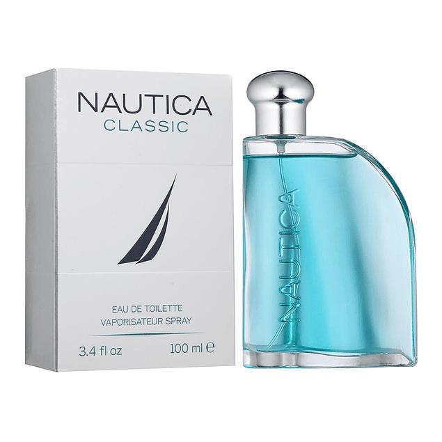 NAUTICA CLASSIC EDT 100 ML - NAUTICA