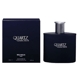 QUARTZ HOMME ADDICTION EDP 30 ML - MOLYNEUX