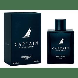 CAPTAIN EDP 100 ML - MOLYNEUX