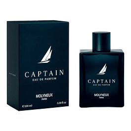 CAPTAIN EDP 100 ML - MOLYNEUX