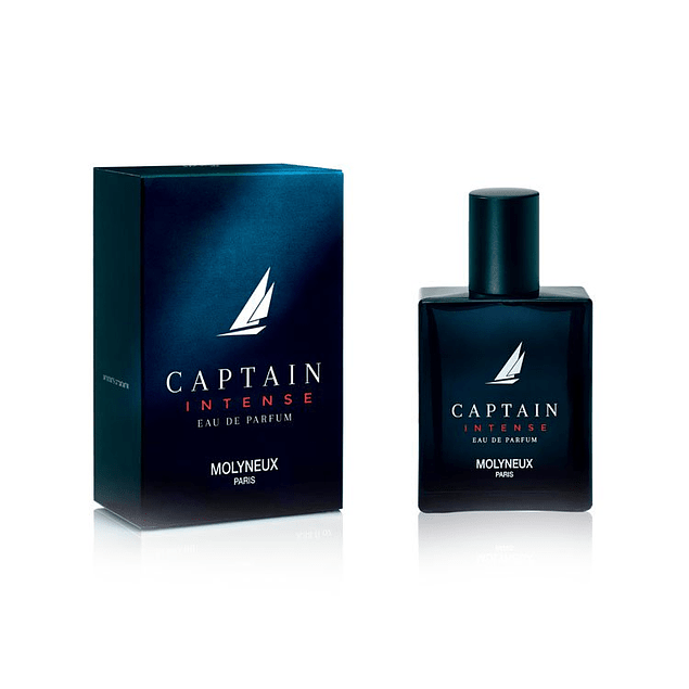 CAPTAIN INTENSE EDP 30 ML - MOLYNEUX