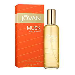 JOVAN MUSK FOR WOMEN COLONGE CONCENTRATE 96 ML - JOVAN