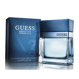 GUESS SEDUCTIVE BLUE HOMME EDT 100 ML - GUESS