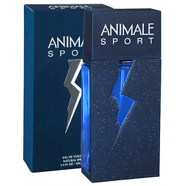 ANIMALE SPORT MAN EDT 100 ML - ANIMALE