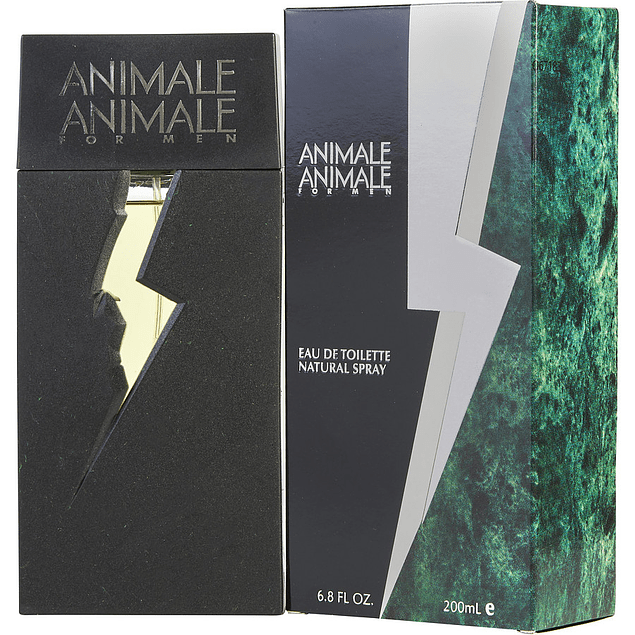 ANIMALE ANIMALE MEN EDT 200 ML - ANIMALE