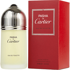PASHA EDT 100 ML - CARTIER