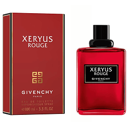 XERYUS ROUGE EDT 100 ML - GIVENCHY