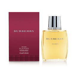 BURBERRY FOR MEN EDT 100 ML - BURBERRY