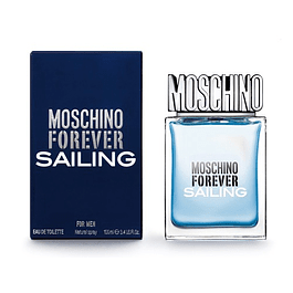 FOREVER SAILING FOR MEN EDT 100 ML - MOSCHINO