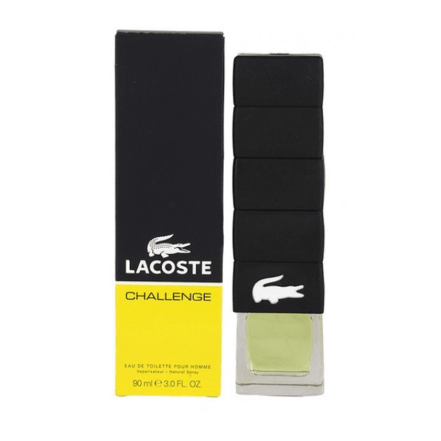 LACOSTE CHALLENGE 90 ML  - LACOSTE