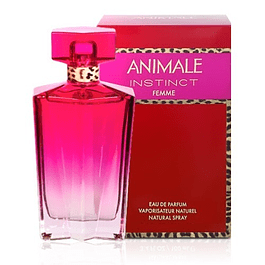 ANIMALE INSTINC FEMME EDP 100ML - ANIMALE