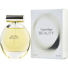 CK BEAUTY EDP 100ML - CALVIN KLEIN