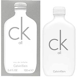 CK ALL EDT 100ML - CALVIN KLEIN
