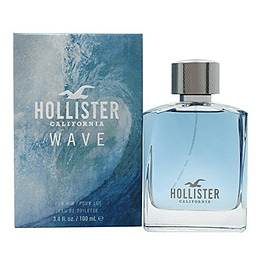 HOLLISTER WAVE FOR HIM EDT 100 ML - HOLLISTER
