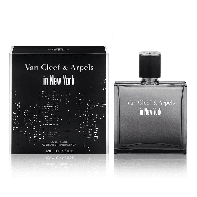IN NEW YORK EDT 125 ML - VAN CLEEF & ARPELS