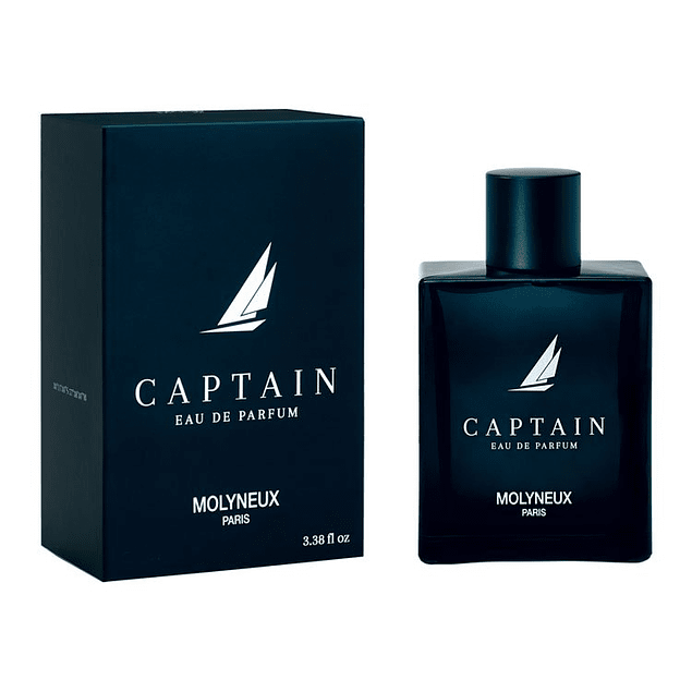 CAPTAIN EDP 30 ML- MOLYNEUX