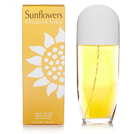 SUNFLOWERS EDT 100 ML - ELIZABETH ARDEN
