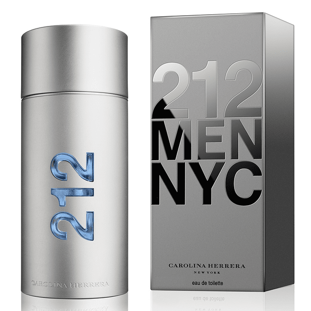 212 MEN NYC EDT 200 ML - CAROLINA HERRERA