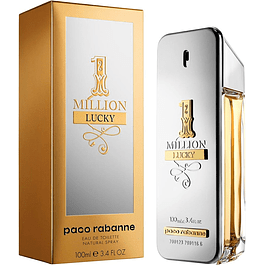 1 MILLION LUCKY EDT 100 ML - PACO RABANNE