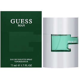 GUESS MAN EDT 75 ML - GUESS