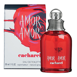 AMOR AMOR EDT 30 ML - CACHAREL