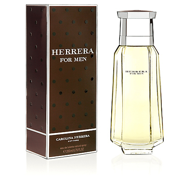 HERRERA FOR MEN EDT 200 ML - CAROLINA HERRERA