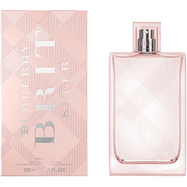 BURBERRY BRIT SHEER FOR HER EDT 100 ML - BURBERRY