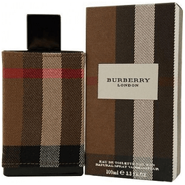 LONDON MEN EDT 100 ML - BURBERRY