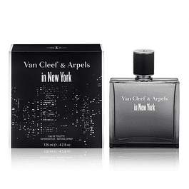 IN NEW YORK EDT 85 ML - VAN CLEEF & ARPELS