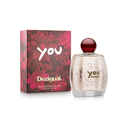DESIGUAL YOU EDT 100 ML - DESIGUAL