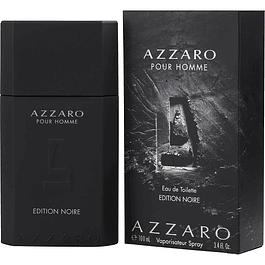 AZZARO POUR HOMME NOIRE EDT 100 ML - AZZARO