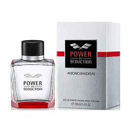 POWER OF SEDUCTION EDT 100 ML - ANTONIO BANDERAS