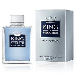 KING OF SEDUCTION EDT 200 ML - ANTONIO BANDERAS