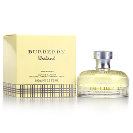 WEEKEND FOR WOMEN EDP 100 ML - BURBERRY